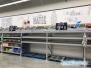 Brak wody przed huraganem
