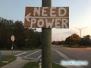 Need power