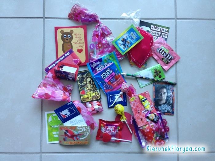 Walentynkowe upominki