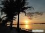 Zachód słońca na Bird Key