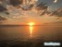 Zachód słońca na Venice Beach