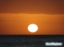 Zachód słońca w Fort De Soto Park