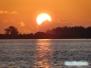Zachód słońca w Sarasocie