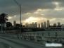 Miami wieczorową porą