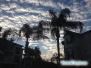 Poranne niebo na Florydzie