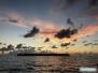 Zachód słońca na Key West