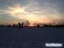 Zachód słońca Siesta Beach