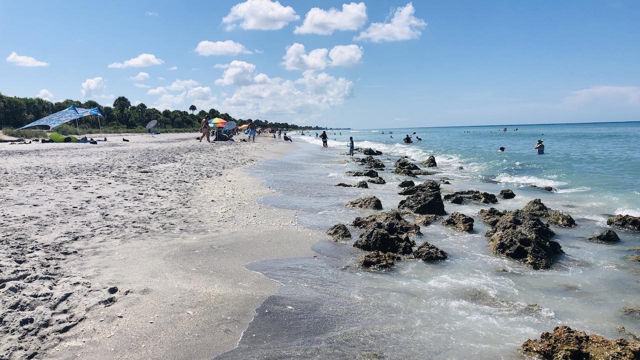 Caspersen Beach