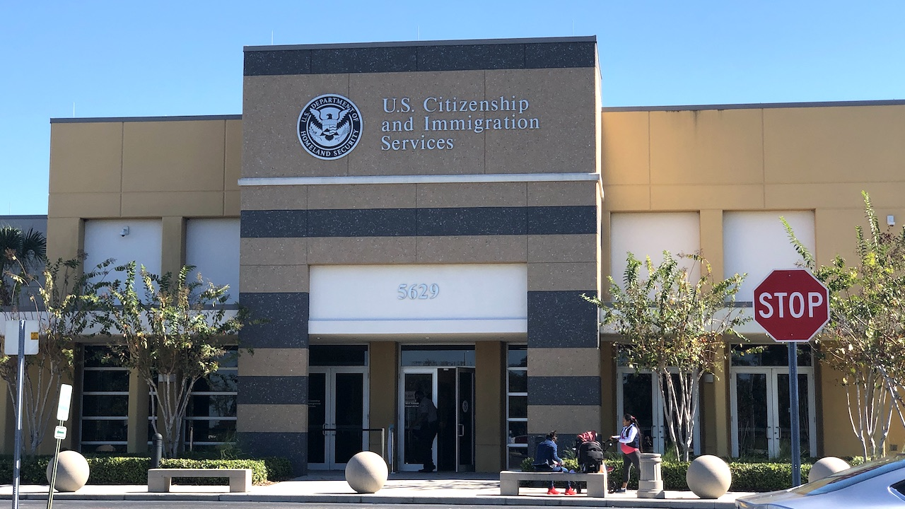 U.S. Citizenship Office