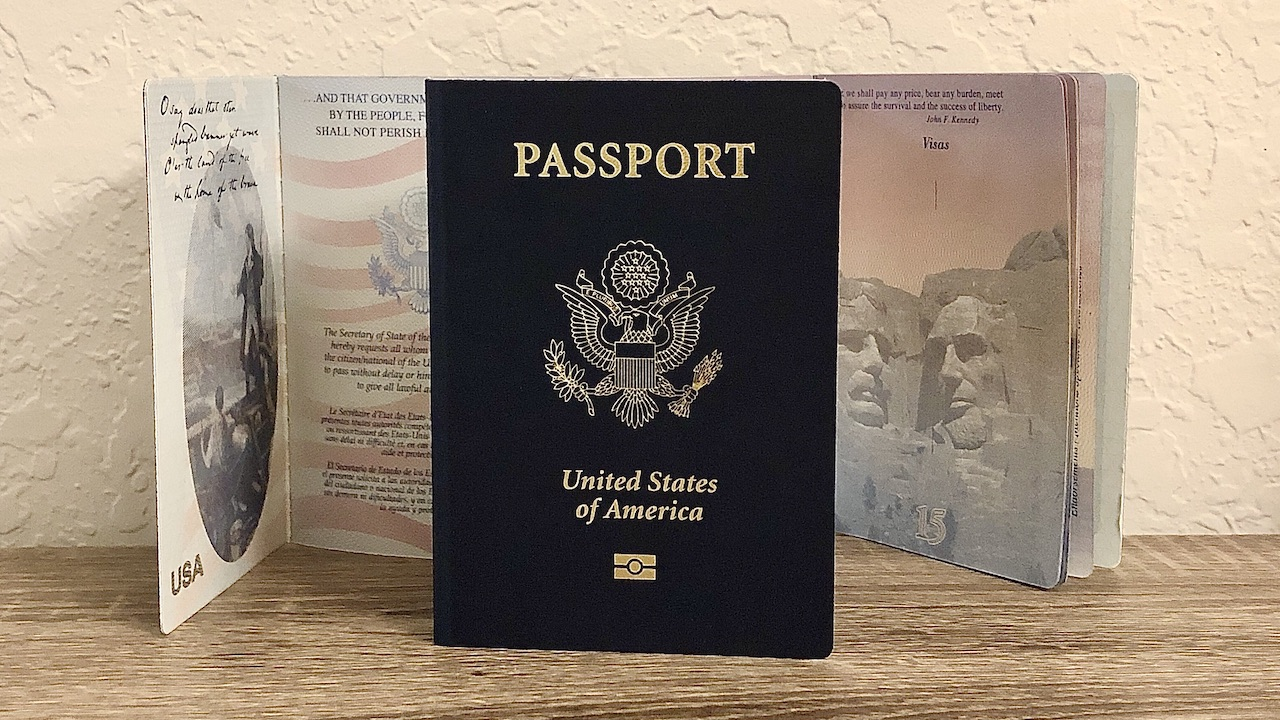 Paszporty USA Obywatelstwo